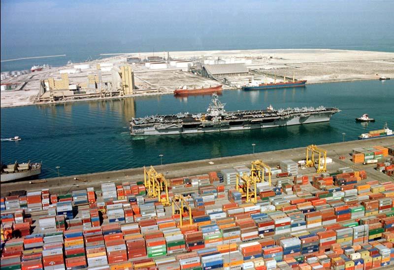 Dubai trading agency shipping